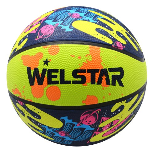 Мяч баскетбольный р.7 WELSTAR BR2814