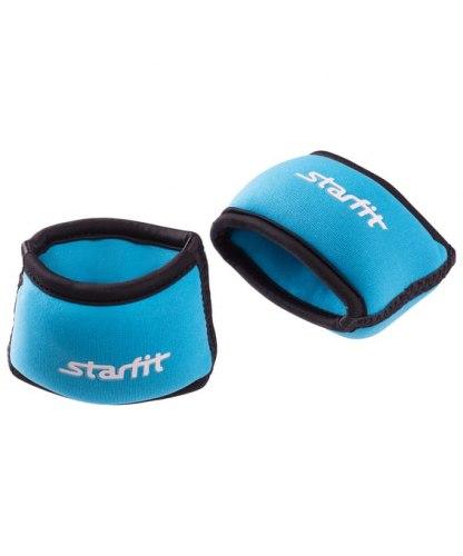 """Утяжелители для рук """"Браслет"""" 0,5 кг, 0,25кг Starfit WT-101"""