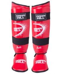 Защита голень-стопа Battle к/з Green Hill SIB-0014