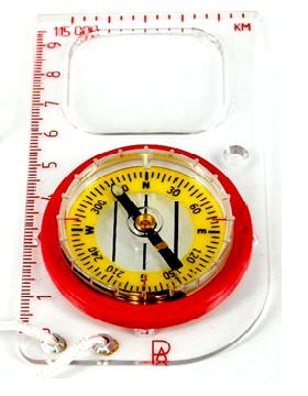 Компас жидкостный спортивный тип 1М-06 С-376