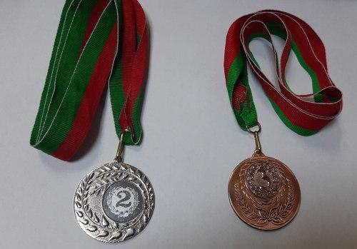 Медаль 50мм MD1850