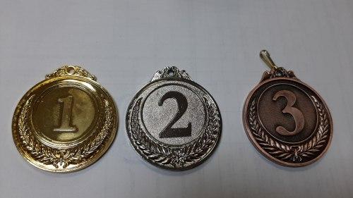 Медаль сувенирная RIM