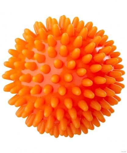 Мяч гимнастический массажный 6 см StarFit GB-601-OR ранжевый