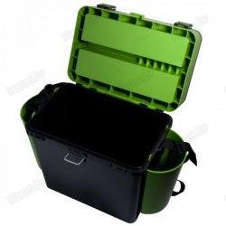 Ящик - М зимний зеленый Helios