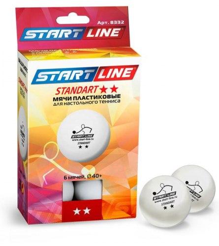 Мяч теннисный Star Line
