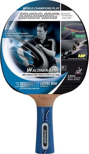 Ракетка настольного тенниса Германия Donic Waldner Line