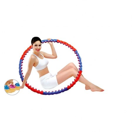 Массажный обруч (хулахуп) Passion Health Hoop New 2,0 кг