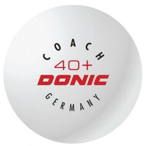 Мяч для н/т DONIC COACH 40+