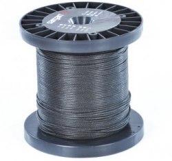 Линь нейлоновый черный Sargan диаметр 1,7мм