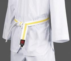 Пояс для кимоно Mooto тхэквондо