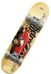 Скейтборд СК 31*7.75* Beetle