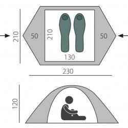 Палатка Malm 2 BTrace