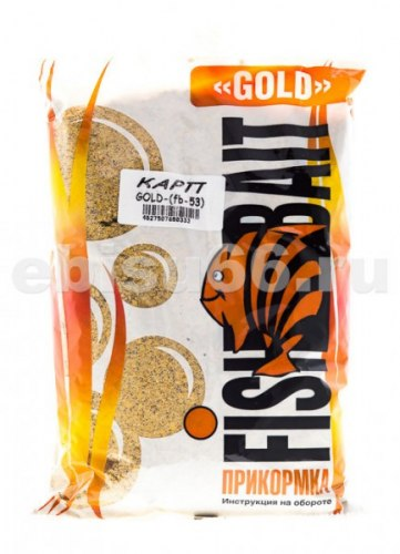 Прикормка GOLD 1000гр