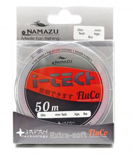 Леска Namazu I-Tech Fluco 50м