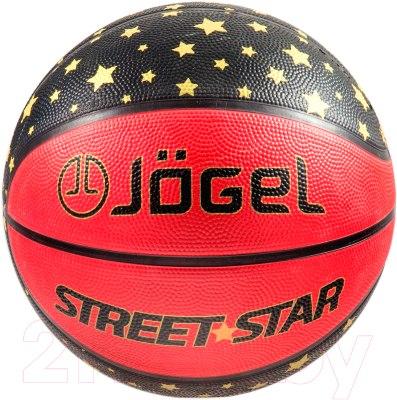 Баскетбольный мяч Jogel Street Star размер 7