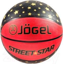 Мяч баскетбольный Jogel Street Star размер 7
