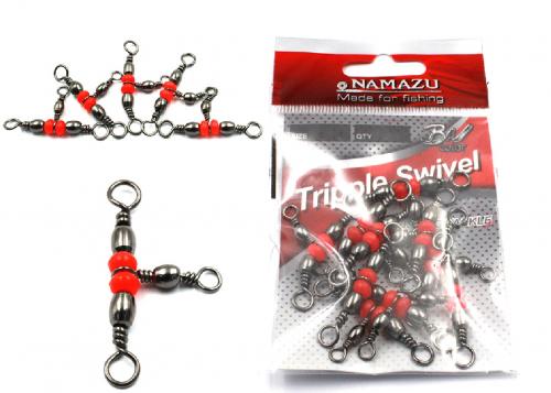 Вертлюг тройной Namazu TRIPPLE SWIVEL