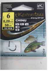 Крючок KAMATSU CHINU