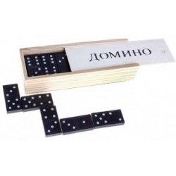 Домино черное 4006D-N