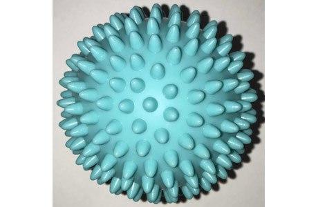 Мяч гимнастический массажный FORA GB10-9