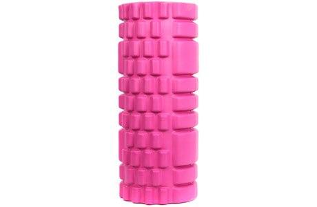 Ролик - Валик для йоги массажный ARTBELL YG1507-BK