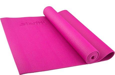 Коврик гимнастический для йоги Starfit FM-101-05-PI