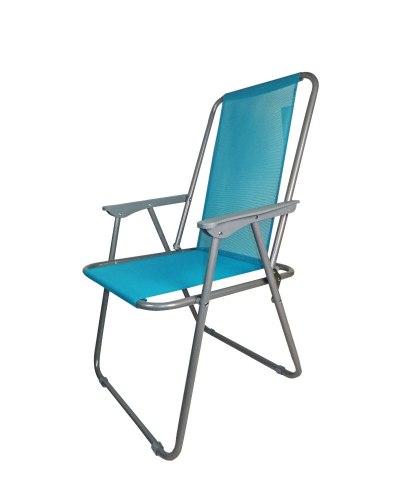 Кресло складное с подлокотниками RK-0134