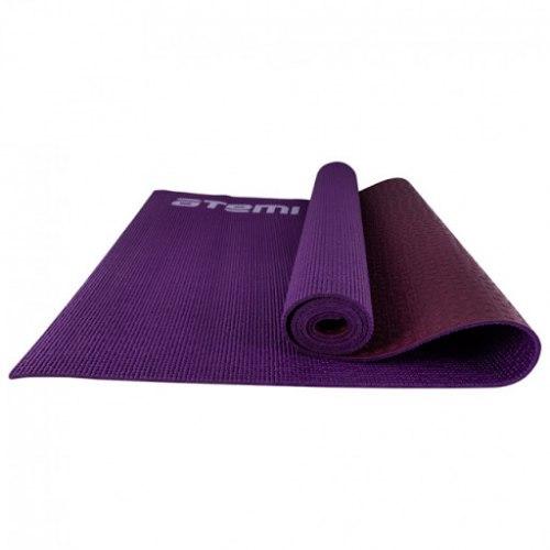 Коврик для йоги и фитнеса Atemi AYM01DB ПВХ