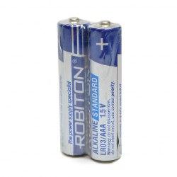 Элемент питания ( Батарейка ) Robiton 1.5V AAA