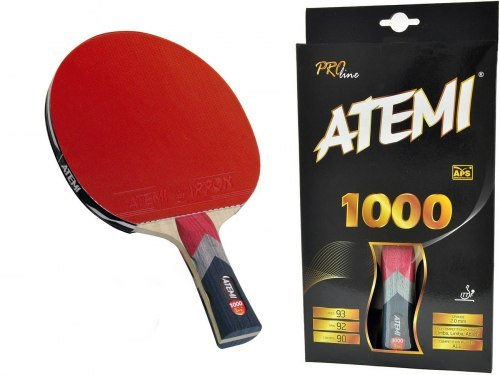 Ракетка для настольного тенниса Atemi А1000