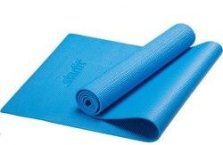 Коврик гимнастический для йоги FM-101-06-BL STARFIT