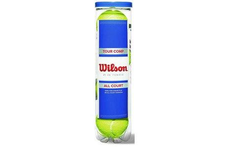 Мячи теннисные Wilson Tour Comp WRT102600