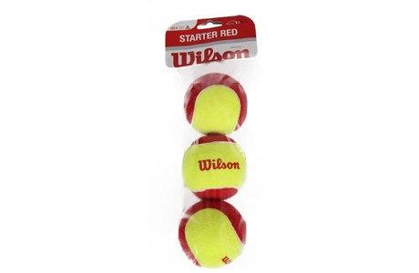 Мячи теннисные Wilson Starter Red Tball WRT137001
