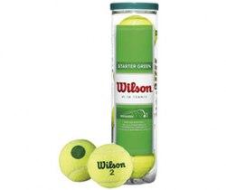Мячи теннисные Wilson Starter Green