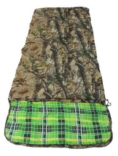 Спальный мешок одеяло Комфорт Осень