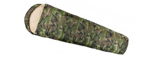 Спальный мешок одеяло комфорт Ф осень камуфляж L XL