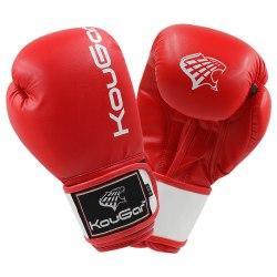 Перчатки боксерские KouGar KO200-6, 6oz