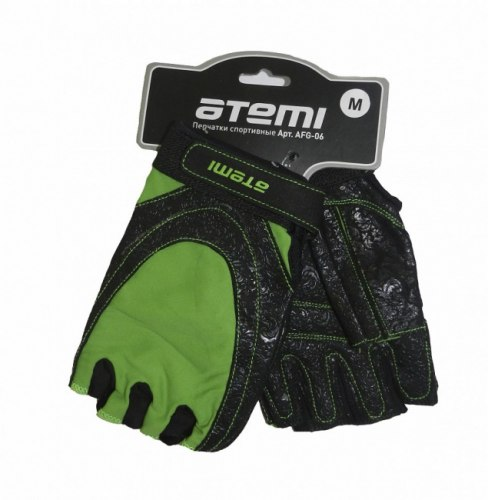 Перчатки для фитнеса ATEMI, AFG06