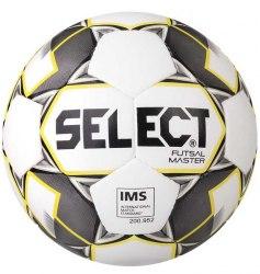 Мяч минифутбольный (футзал) №4 Select Futsal Master (IMS)