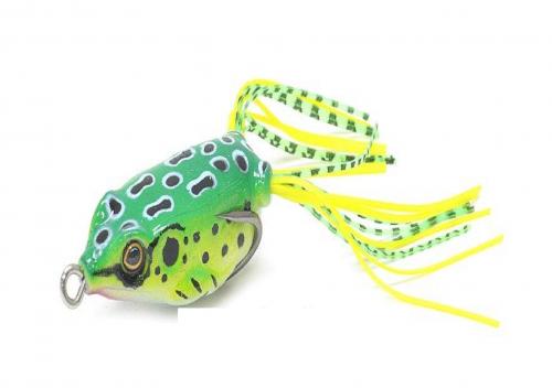Лягушка-незацепляйка Namazu FROG 55мм 8гр цв15; цв17