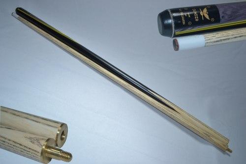 Кий складной для русского бильярда 160см с медным наконечником 13мм