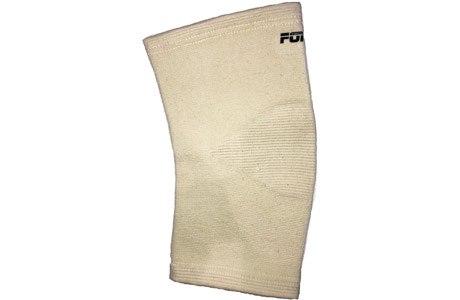 Суппорт колена FORA FA701-WH
