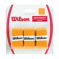 Обмотка для ракеток Wilson Pro Soft Overgrip WRZ4040