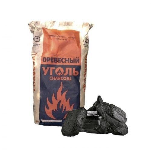 Уголь древесный 3 кг