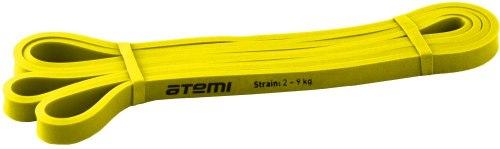 Эспандер ленточный петля Atemi, ALR0106, 208х0,65 см, 2-9 кг