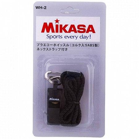 Свисток Mikasa с шариком WH-2BK
