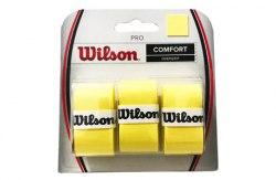 Обмотка для ракеток Wilson Pro Overgrip (желтый) WRZ4014YE