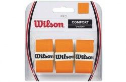 Обмотка для ракеток Wilson Pro Overgrip Burn (оранжевый) WRZ470820