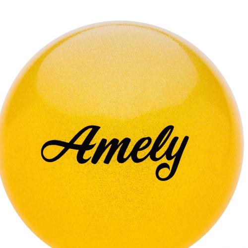 Мяч для х/г Amely AGB-102 15 см, (КИТАЙ)