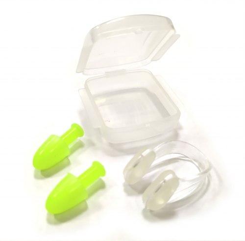 Зажим для носа и беруши для ушей EN0102